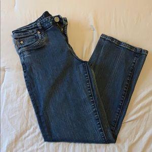 Size 8 Kut Jeans tailored short -27.5 inseam